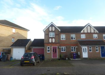 Thumbnail 2 bed semi-detached house for sale in Blackdown Close, Stevenage