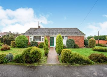 Thumbnail 3 bed detached bungalow for sale in Rose Avenue, Retford