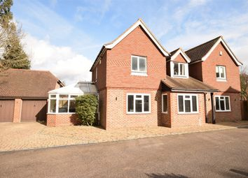 Thumbnail 5 bed detached house for sale in 4 Moat Close, Chipstead, Sevenoaks, Kent
