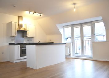 Thumbnail 2 bed flat to rent in Iris Crescent, Lincoln
