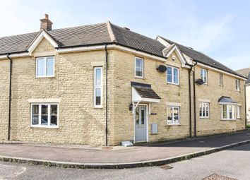 Thumbnail 4 bed terraced house for sale in The Oaks, Carterton