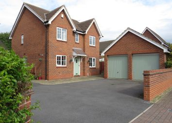 Thumbnail 4 bed detached house for sale in Wickliffe Park, Claypole, Newark