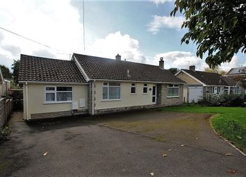 Thumbnail 3 bed detached bungalow for sale in Old Coach Road, Axbridge