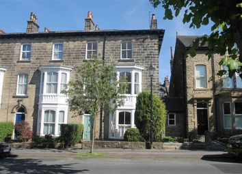 Thumbnail 5 bed terraced house for sale in St Georges Road, Harrogate, North Yorkshire
