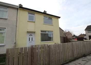 Thumbnail 3 bedroom terraced house for sale in Copelands Park, Bangor