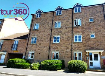 Thumbnail 2 bed flat for sale in Emperor Way, Peterborough