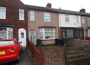 Thumbnail 3 bed terraced house for sale in Burnaby Road, Radford, Coventry