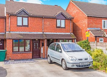 Thumbnail 2 bed terraced house for sale in Cherry Tree Mews, Woodville, Swadlincote