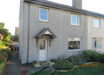 Thumbnail 3 bedroom semi-detached house to rent in Douglas Terrace, Bo'ness