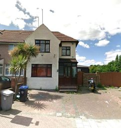 Thumbnail 5 bed semi-detached house to rent in Links Road, Neasden