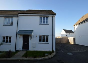 Thumbnail 2 bed end terrace house for sale in Ackland Place, Quintrell Downs, Newquay, Cornwall