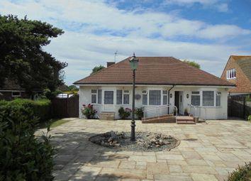 Thumbnail 5 bedroom bungalow for sale in Sea Road, Winchelsea Beach, Winchelsea