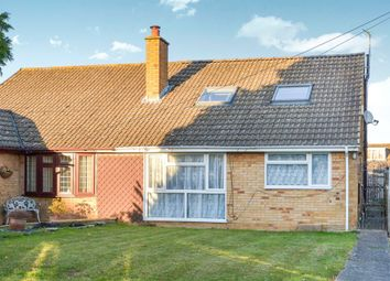 Thumbnail 3 bed semi-detached house for sale in North Way, Potterspury, Northamptonshire