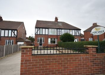 Thumbnail 5 bed semi-detached house for sale in Park Lane, Pontefract