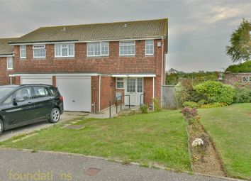 Ridgewood Gardens, Bexhill-On-Sea, East Sussex TN40. 3 bed semi-detached house for sale