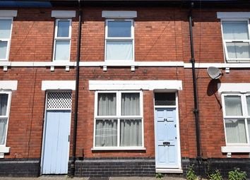 Thumbnail 2 bed terraced house for sale in King Alfred Street, Derby