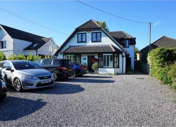 Thumbnail 5 bedroom detached house for sale in Allington Lane, West End