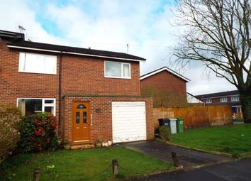 Thumbnail 3 bed end terrace house for sale in Longridge, Knutsford, Cheshire