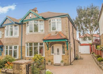 Thumbnail 3 bed semi-detached house to rent in Heaton Park Drive, Bradford