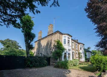 Thumbnail 5 bed semi-detached house for sale in Clarkson Avenue, Wisbech, Cambridgeshire