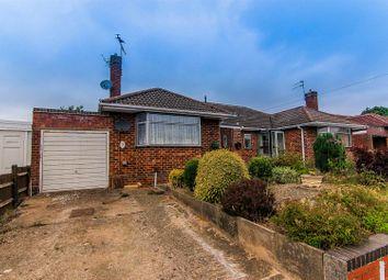 Thumbnail 2 bed semi-detached bungalow for sale in Boddington Close, Cubbington, Leamington Spa