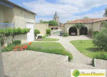 Thumbnail 3 bed property for sale in Villefagnan, 16240, France