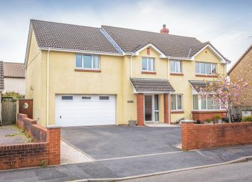Thumbnail 4 bed detached house for sale in Churchlands, Bow, Crediton