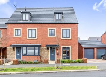 Thumbnail 4 bedroom semi-detached house for sale in Kent Road South, Northampton, Northamptonshire