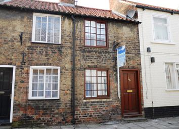 Thumbnail 2 bed terraced house to rent in Souttergate, Hedon, Hull, East Riding Of Yorkshire