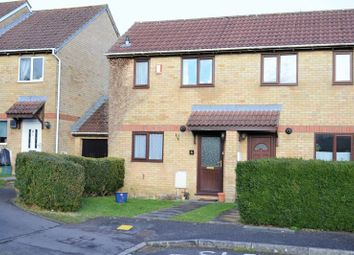 Thumbnail 1 bed end terrace house for sale in Bramley Close, Peasedown St. John, Bath