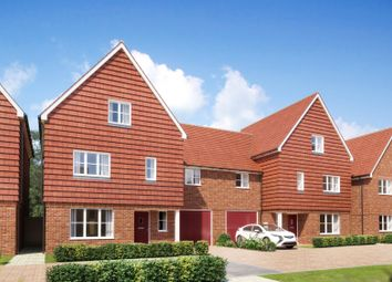 Thumbnail 4 bed semi-detached house for sale in Farriers Yard, Balsham, Cambridge
