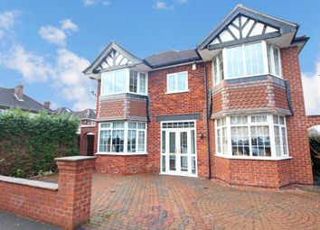 Thumbnail 5 bed detached house for sale in Woodthorpe Drive, Cheadle Hulme, Cheadle
