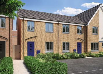 Thumbnail 3 bed semi-detached house for sale in Alderbrook, Arran Way, Solihull