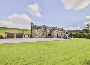 Thumbnail 5 bed farmhouse for sale in Shawclough Road, Waterfoot, Lancashire