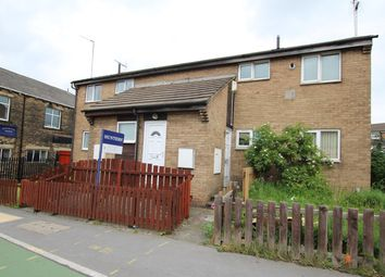 Thumbnail 1 bed terraced house to rent in Barkerend Road, Bradford
