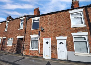 Thumbnail 1 bed terraced house for sale in Stanton Road, Burton-On-Trent