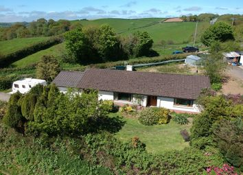 Thumbnail 3 bed detached bungalow for sale in Ash Mill, South Molton