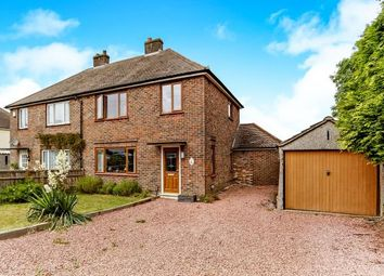 Thumbnail 3 bed semi-detached house for sale in Tithepit Shaw Lane, Warlingham, Surrey, .