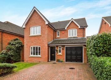 Thumbnail 4 bed detached house for sale in Caesar Avenue, Kingsnorth, Ashford