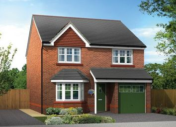 Thumbnail 4 bed detached house for sale in The Southwold, Sandy Lane, Chester, Cheshire