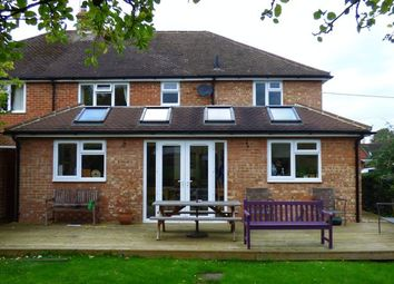 Thumbnail 4 bed semi-detached house to rent in New Road, Great Kingshill, High Wycombe