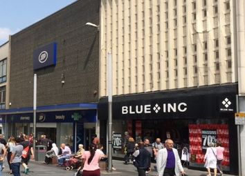Thumbnail Retail premises for sale in 38-40 Gallowtree Gate, Leicester, Leicester