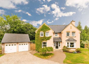 Thumbnail 4 bed detached house for sale in 26 South Parks, Peebles