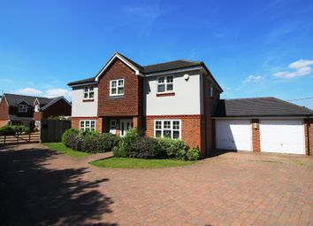 Thumbnail 5 bed detached house for sale in London Road, West Kingsdown