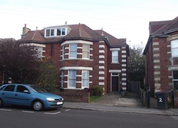 Thumbnail 3 bed flat to rent in Crabton Close Road, Boscombe, Bournemouth