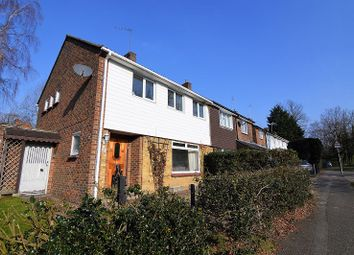 Thumbnail 3 bed end terrace house to rent in Rectory Lane, Bracknell