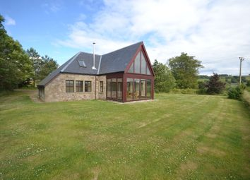Thumbnail 4 bed detached house to rent in Macbiehill, West Linton, Borders