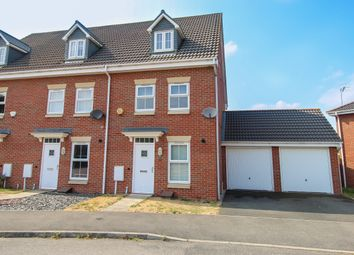 Thumbnail 3 bed semi-detached house to rent in Forge Drive, Chesterfield