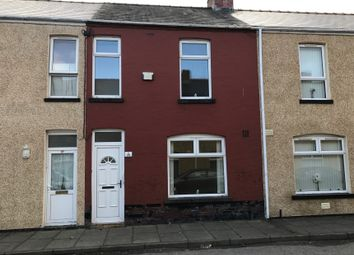 Thumbnail 2 bed terraced house for sale in Council Street, Ebbw Vale, Gwent