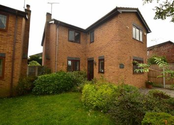 Thumbnail 4 bed detached house for sale in Bryn Hyfryd, Sychdyn, Mold